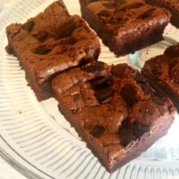 Chocolate Chunk Brownie