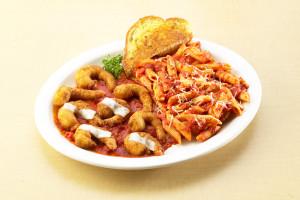 Shrimp Parmagiana