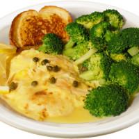 Lunch Size Chicken Picatta