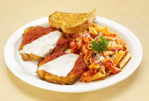 Chicken Parmagiana
