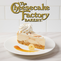Cheesecake Factory Bakery® Bananas Foster Cheesecake