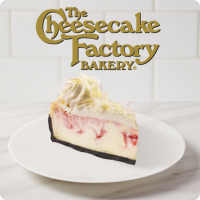 Cheesecake Factory Bakery® White Chocolate Raspberry Cheesecake