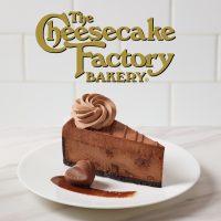 Godiva® Double Chocolate Cheesecake